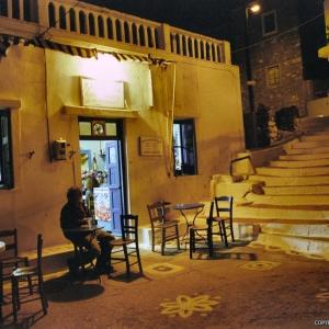 amorgos_langada_bar di notte