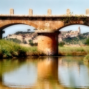 Ponte alla casa Ximenes, sulla diaccia botrona