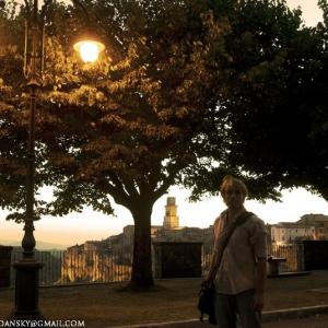 Servizio fotografico a Pitigliano