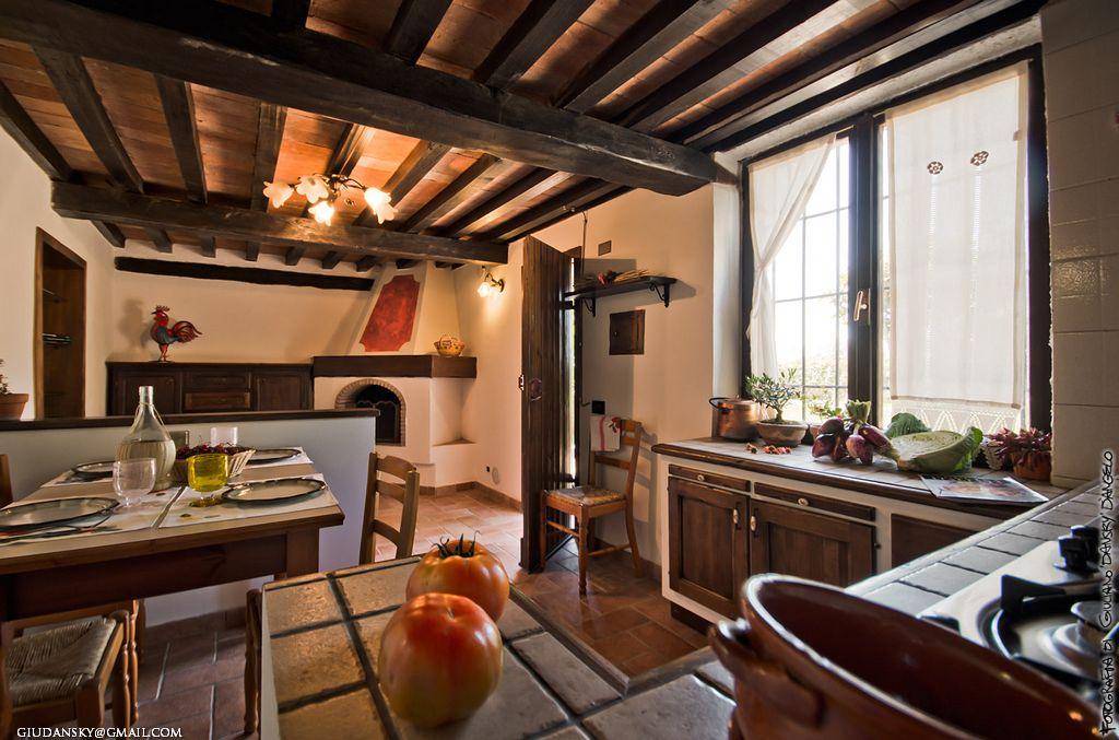 Interni di toscana appartamento melograno conchiglie in for Appartamenti interni