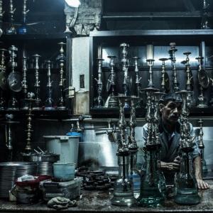 Cucine della fumeria al Sultanahmed
