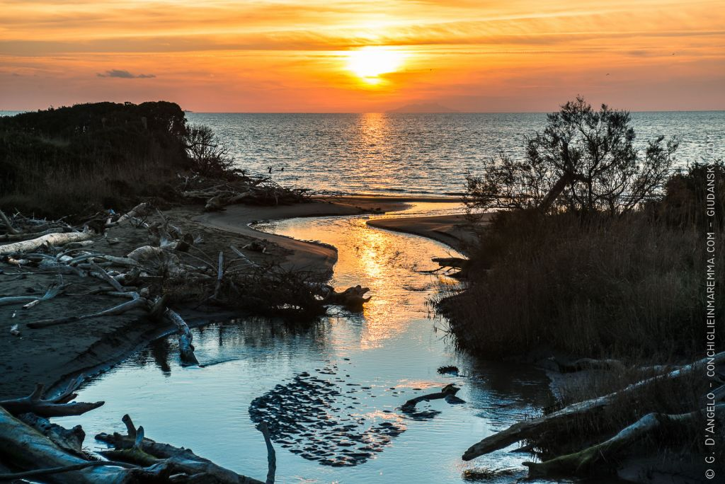 tramonto-ombrone