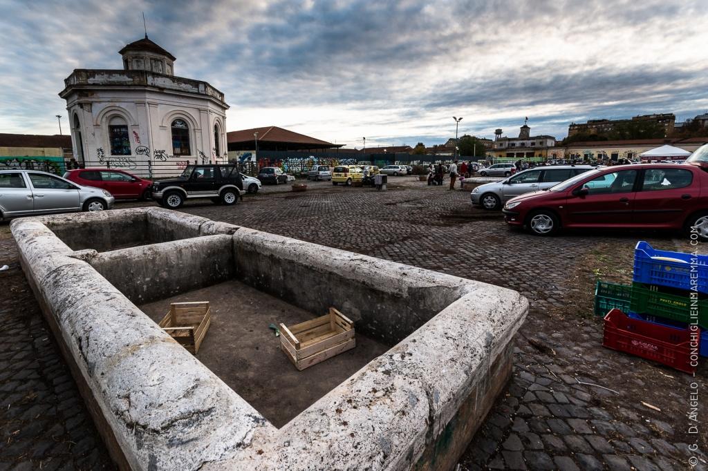 Mattatoio del Testaccio, Roma