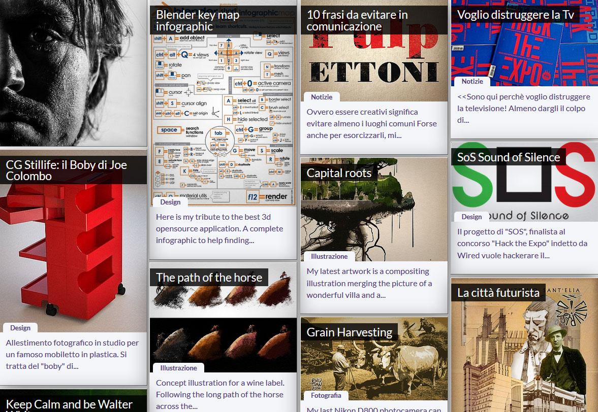 Comunicazione, design, web e seo