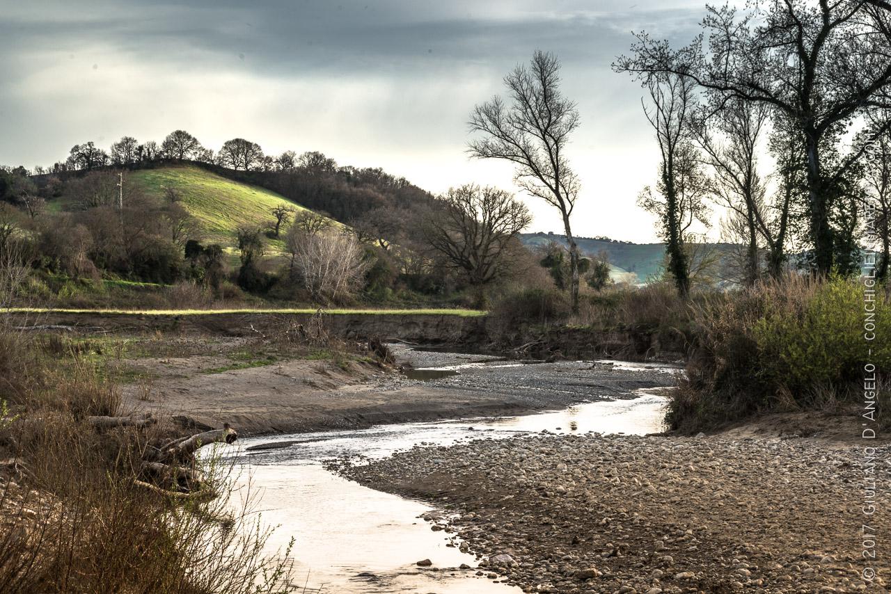 Seguire il fiume