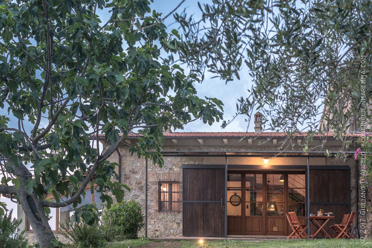 Interni di Toscana: Podere Capraia