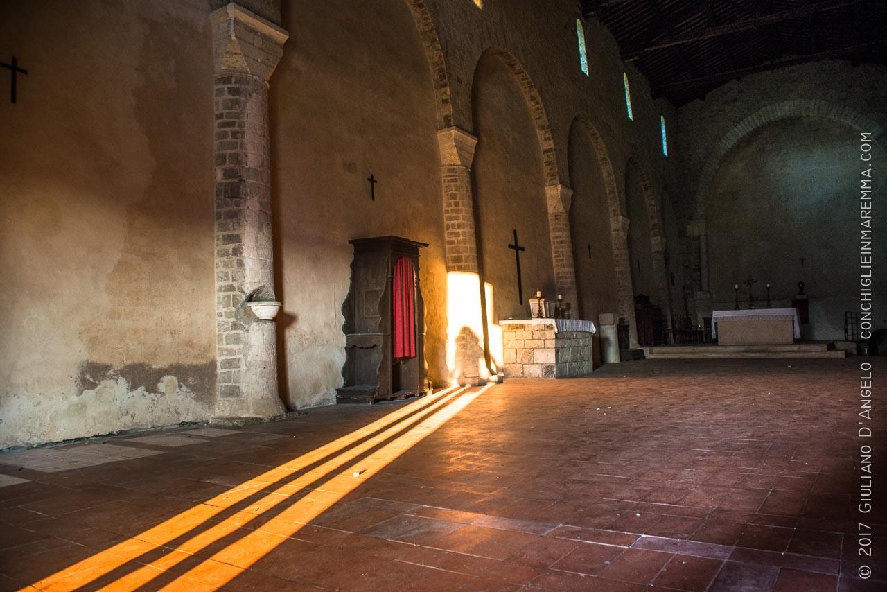L'abbazia ardenga