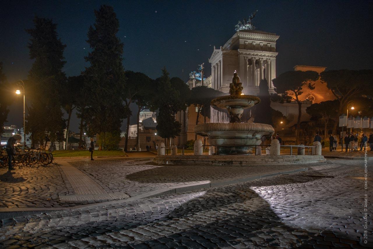 Notte di roma