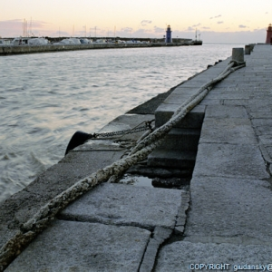 Molo invernale di Castiglione della Pescaia