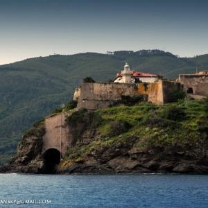 Forte Focardo, spagnolo, della metà del '600