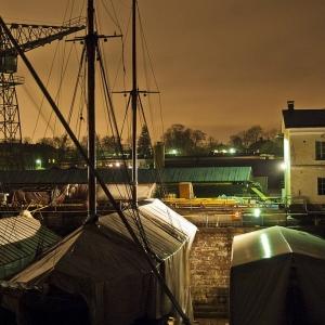 Cantiere navale sull'isola di Suommenlina, Helsinki