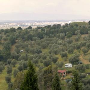 Spadino, Grancia, panoramica
