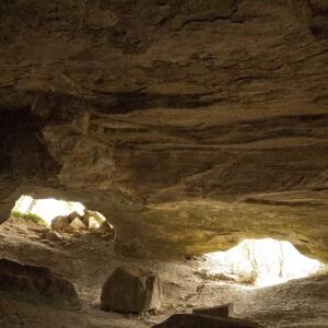 Grotta abitazione a Vitozza, Sorano