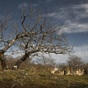 Vitozza, la città di pietra