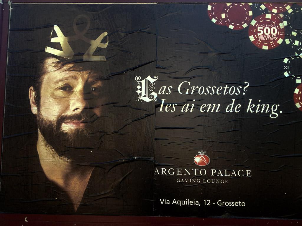 Las Grossetos, La sfigas
