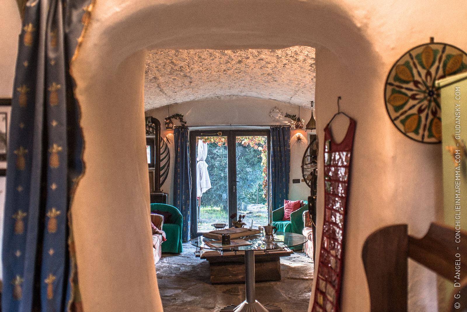 Interni di Toscana: Le Peschiere