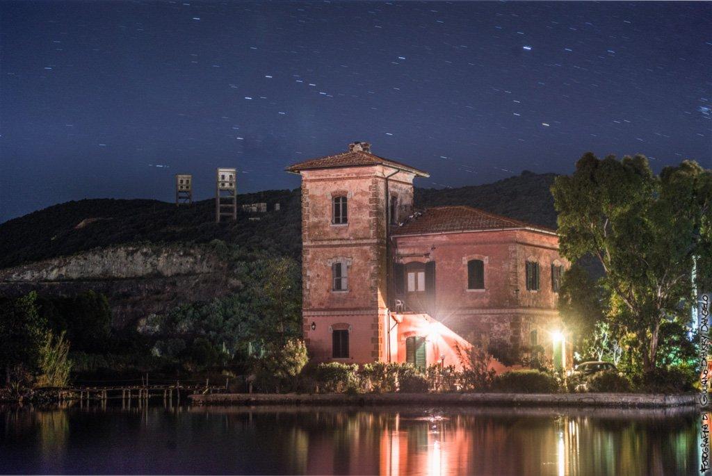 Notte sulla laguna